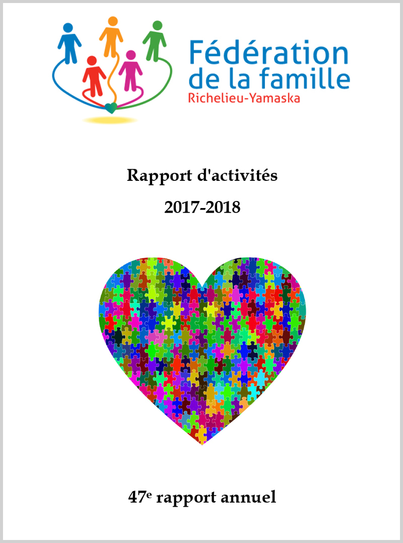 FFRY Rapport activites 2017-2018