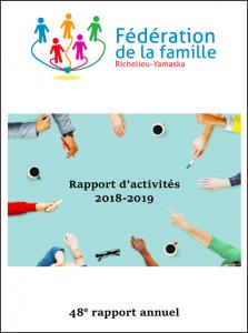 FFRY - Rapport d'activités 2018-2019