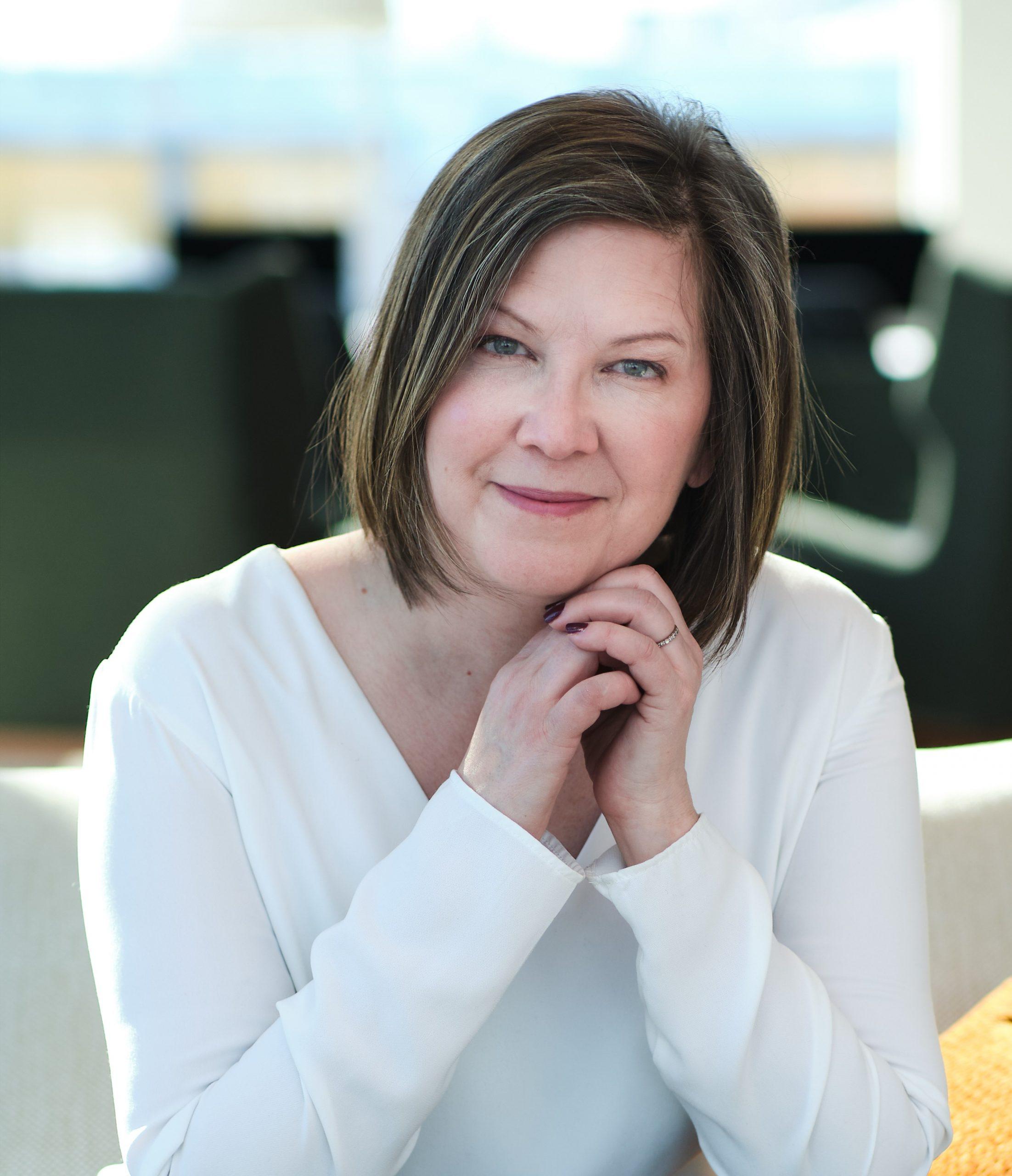 Annie Goyette – Auteure